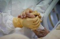 В Україні виявили 16 235 випадків ковіду за добу, померли 470 людей