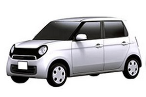 У мережу потрапили зображення нового автомобіля Honda