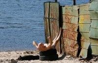 В понедельник в Украине потеплеет до +24, местами дождь