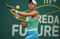 Українська тенісистка обіграла росіянку в Москві