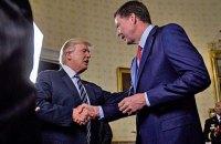 Трамп просил главу ФБР прекратить расследование против Майкла Флинна, - СМИ