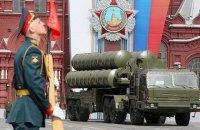 Додон стал единственным иностранным лидером, посетившим Москву в День Победы
