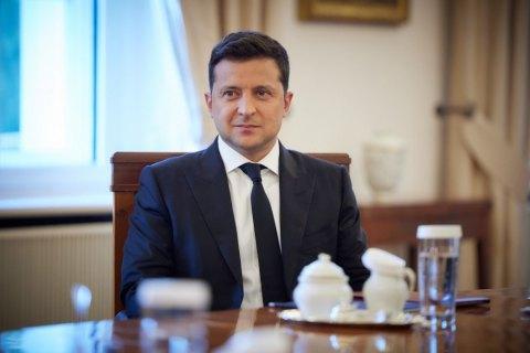 Зеленський підписав закон, що запроваджує штрафи за недостовірні дані про масу або габарити вантажу
