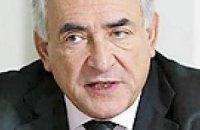 Ющенко пообщался с директором-распорядителем МВФ
