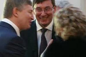 Луценко: Ахметов - попутчик революции и украинский экономический националист