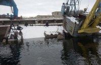 У Дніпро вилилося близько 300 тонн мазуту
