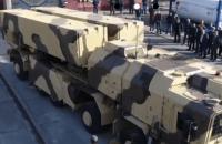 """В сети показали украинский ракетный комплекс """"Гром-2"""""""