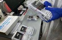 Зеленский анонсировал доставку в Украину миллиона тестов на коронавирус (обновлено)