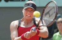 Вера Звонарева вышла в четвертьфинал US Open