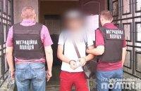 На Вінниччині затримали кримінального авторитета, який перебував у міжнародному розшуку