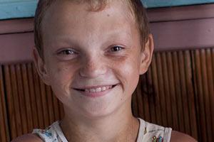 Андрей, 12 лет: «Я хочу стать богатырем»