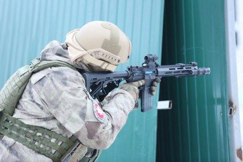 МВД опровергло информацию о штурме базы на Трухановом острове с помощью авиации