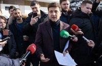 ЦВК зареєструвала Зеленського і ще двох кандидатів у президенти