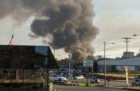 В США произошел взрыв в торговом центре, пострадали пять человек
