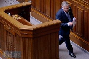 Рада внесла изменения в регламент для роспуска фракции КПУ