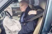 В Киеве на Майдане Незалежности водитель на большой скорости въехал в толпу в пешеходной зоне (обновлено)