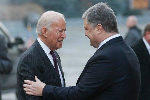 ГБР заказало экспертизу голосов Байдена и Порошенко по подозрению в госизмене, - СМИ