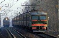 У Харкові пасажири електрички заблокували відправлення потяга