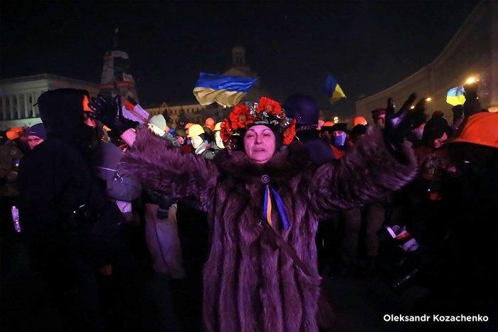 Зачистка Майдана