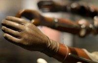Порошенко подписал закон о протезировании участников АТО