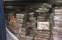 """На упаковці кокаїну, вилученого з порту в Бельгії, помітили логотип """"Єдиної Росії"""""""