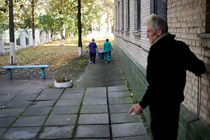 На питание безнадежных больных государство выделяет 13 гривен в день