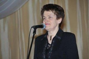 Людмила Янукович вручила дипломи майбутнім священикам