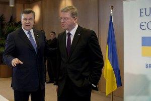 Янукович анонсировал скорое решение вопроса Тимошенко
