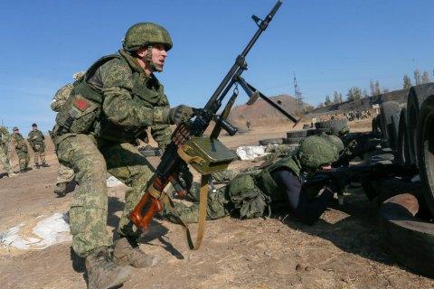 Окупанти обстріляли українські позиції з протитанкових гранатометів та стрілецької зброї