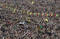 Курды протестуют против демократических реформ Эрдогана