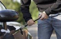 Из автомобиля львовянина украли 1,5 млн гривен