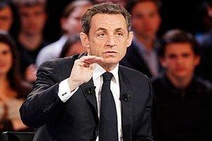 Саркозі закликав французів обрати собі захисника