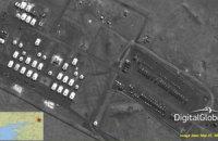 Пентагон: на кордоні з Україною залишаються десятки тисяч російських військових
