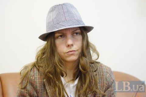 Сестре Савченко запретили въезд в Россию до 2020 года