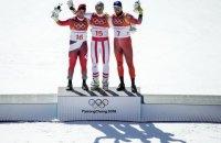 Австриец Майер выиграл в Пхёнчхане Super-G в горнолыжном спорте