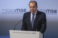 """Лавров обвинил Запад в продолжении """"холодной войны"""""""