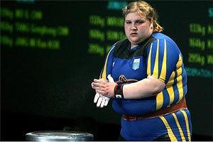Лучшая тяжелоатлетка Украины попалась на допинге