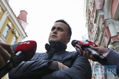 Холодницький не прийшов на допит у Генпрокуратуру (оновлено)