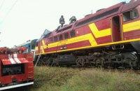 На ЛЖД в один день горели два пригородных поезда