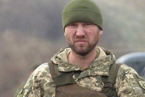 Зеленський посмертно нагородив комбрига Коростельова орденом Хмельницького
