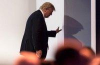 Трамп заявил о выходе США из ядерного соглашения с Ираном