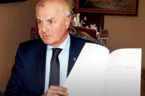 Меру Перемишля на 5 років заборонили в'їзд в Україну