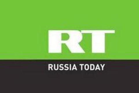"""Минюст США потребовал от Russia Today зарегистрироваться в качестве """"иностранного агента"""""""