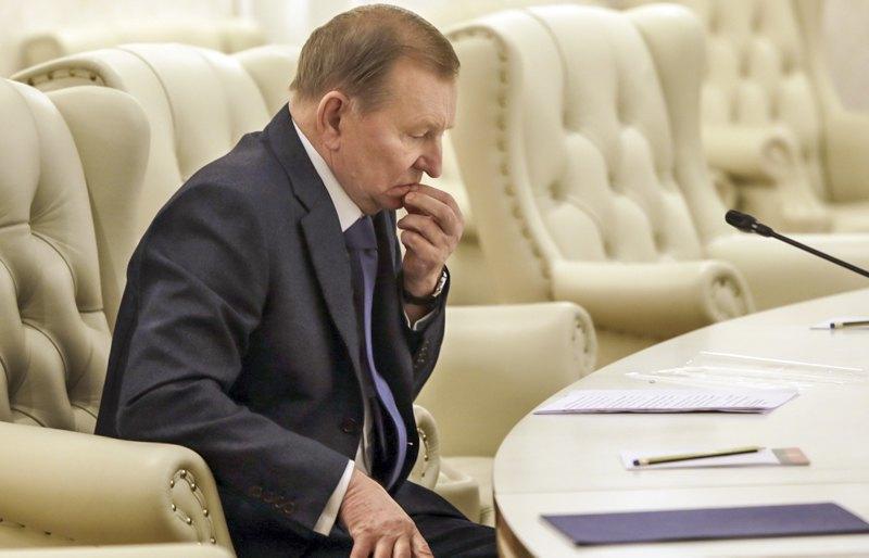 Під час переговорів у Мінську.