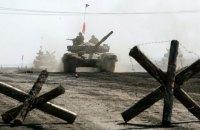 Боевики 8 раз обстреливали украинские позиции на Донбассе вчера