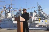 Командующий ВМС ВСУ уверен, что Россия не решится на открытую агрессию с моря