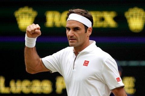 Федерер установил невероятное достижение АТР