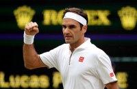 Федерер встановив неймовірне досягнення АТР