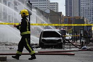 В лондонских беспорядках появилась первая жертва