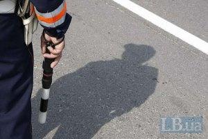 Суд заарештував голову підрозділу ДАІ Києва за хабар